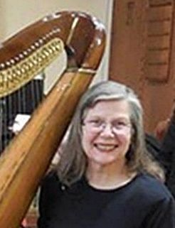 Margaret Sanzo Sneddon, Harpist