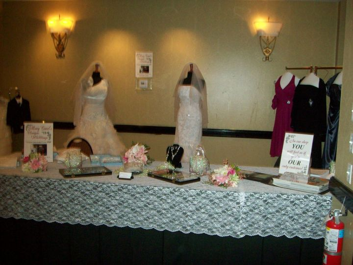 Hlton Bridal Show in Kankakee, Oct 14/2012