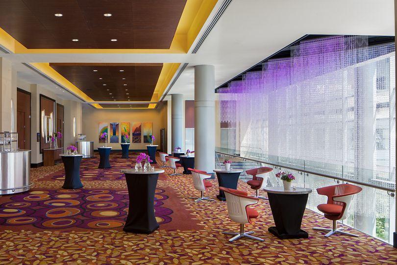 ballroom pre function