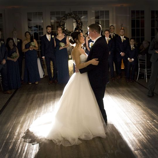 Spot First Dance. The View at Morgan Hill, Easton, PA