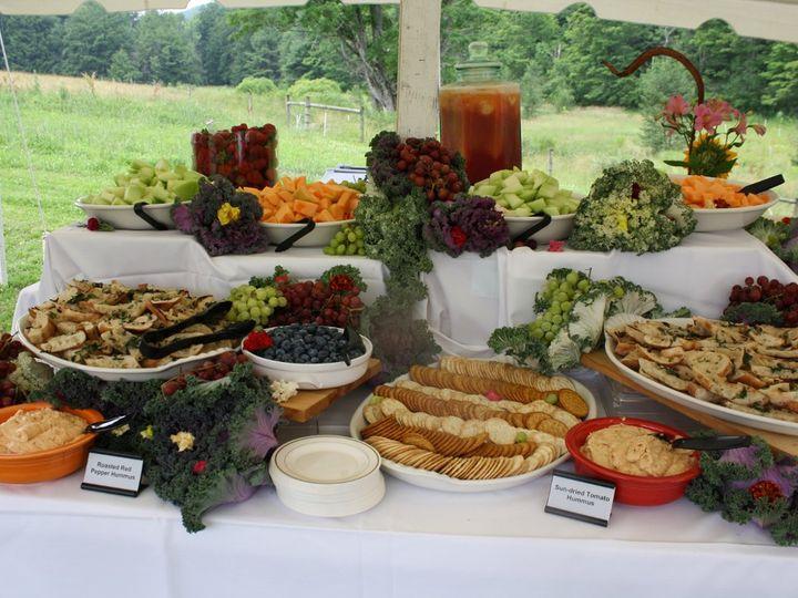 Tmx 1347918843524 Appetizertable Williamsport, Pennsylvania wedding catering