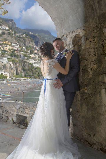 Romantic in Positano