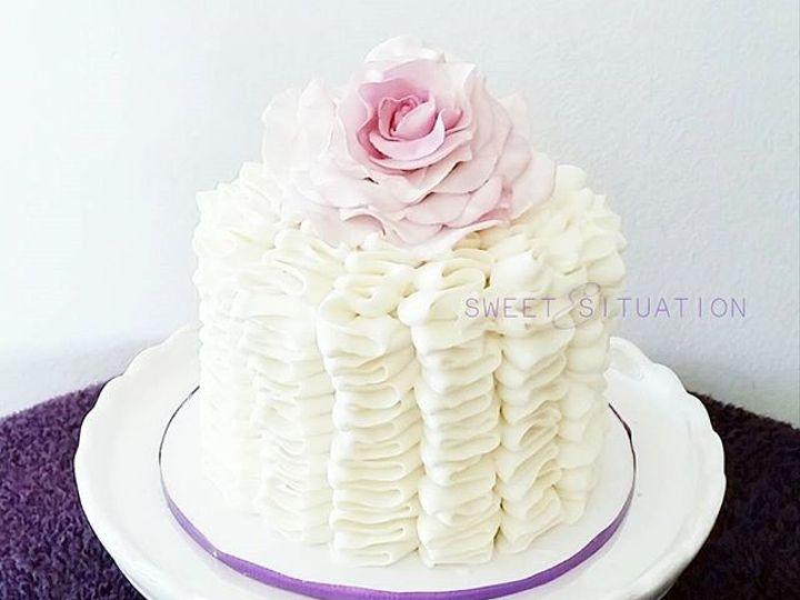 Tmx 1438191754263 112645494788931056225321622699772n Chatsworth wedding cake