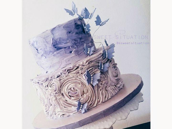 Tmx 1438191810743 Img20141213111557 Chatsworth wedding cake