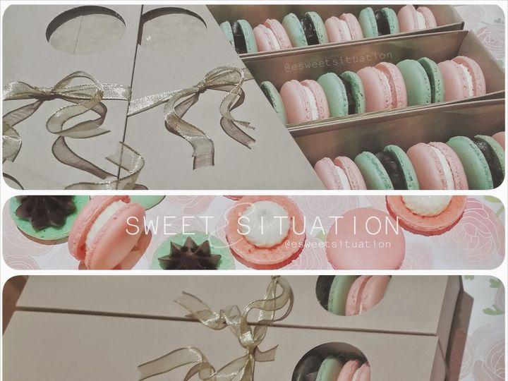 Tmx 1438191827063 Img20141115204421 Chatsworth wedding cake