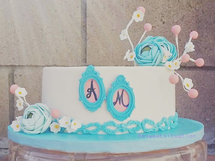 Tmx 1438191836922 Img20141123110507 Chatsworth wedding cake