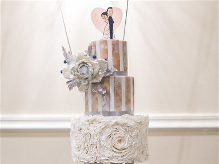 Tmx 1463766818079 Aviary Photo131082402723544219 Chatsworth wedding cake