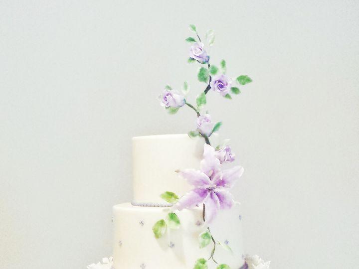 Tmx 1463775559692 20160507170511 01 Chatsworth wedding cake