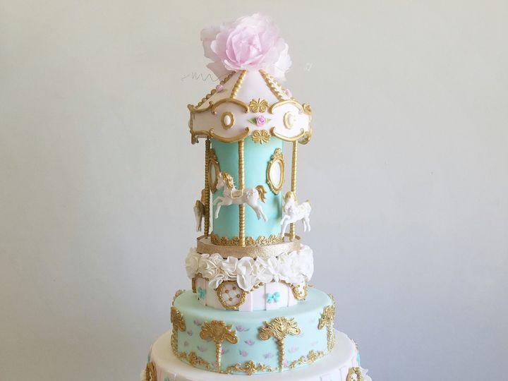 Tmx 1468212953050 20160709101355 01 Chatsworth wedding cake