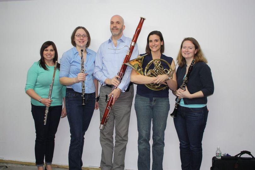 Alley Lacasse, Flute Melanie Hayn, Oboe Mark Thornton, Bassoon Sheri Fernandes, Horn Katelain...
