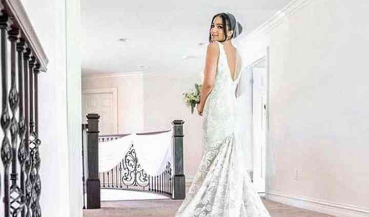Katerina Bocci Bridal