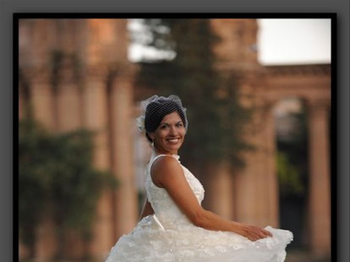 Tmx 1285733744347 RKGreenStudios01 Murrieta wedding dress