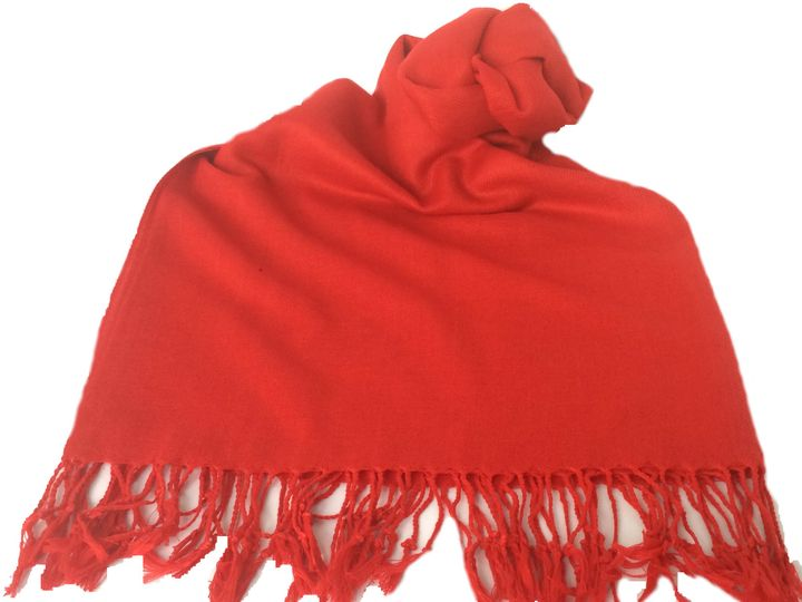 Tmx 1447096131900 Destinatiun Wedding Reception Guest Red Pashmina 1 Brooklyn wedding favor