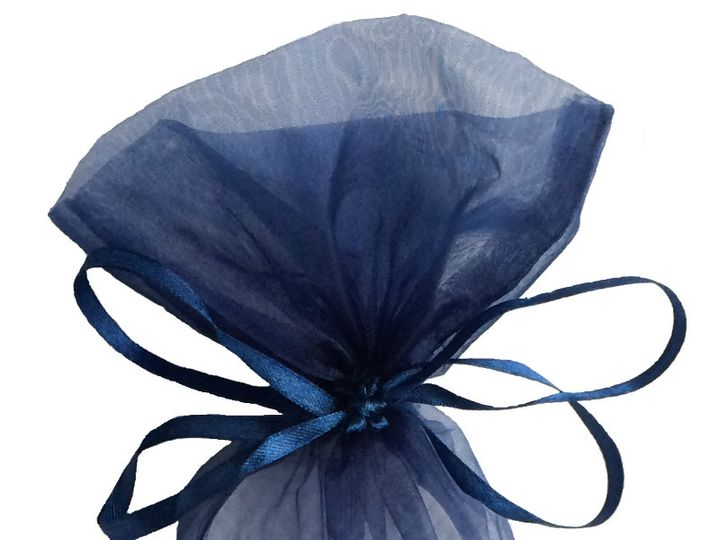 Tmx 1447096243283 Guest Reception Flip Flop Classic White Blue Organ Brooklyn wedding favor
