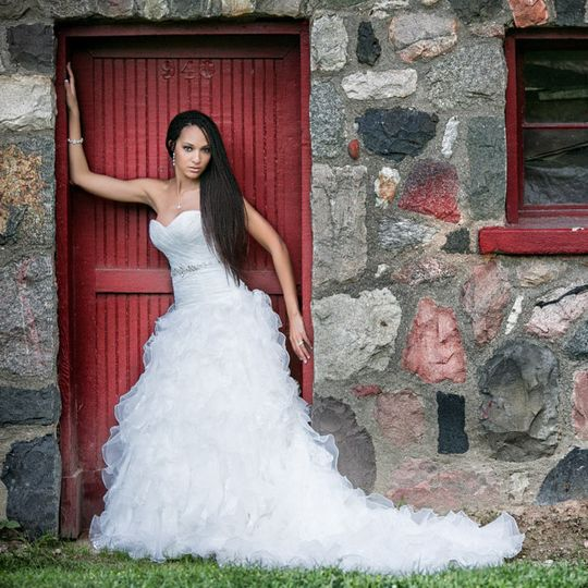 wedding photography bridal image copy
