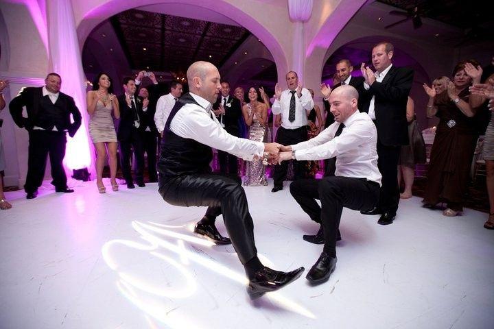 lee arrons dancinng