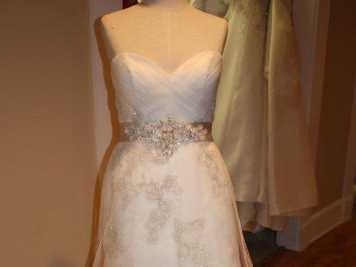 Tmx 1340219934827 303542436650619702814263904862n Tupelo wedding dress