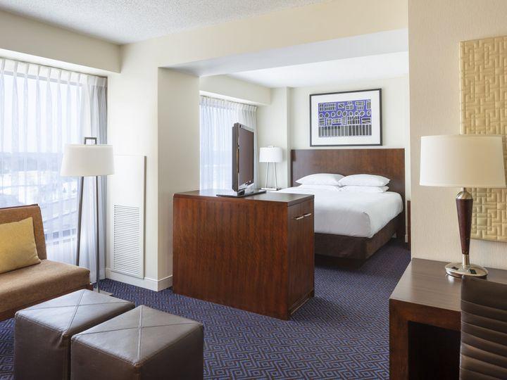 Tmx King Room 51 44992 Lisle, IL wedding venue