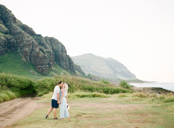 Oahu Couples Session