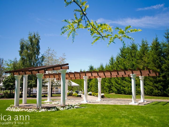 Tmx 1352397124605 WaterOasisEricaAnnPhotography149 Newberg, OR wedding venue