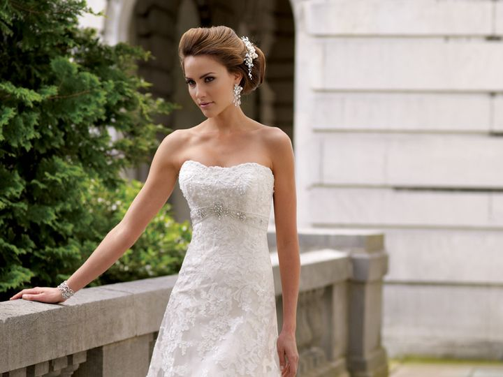 Tmx 1502223869085 David Tutera Bellingham wedding dress