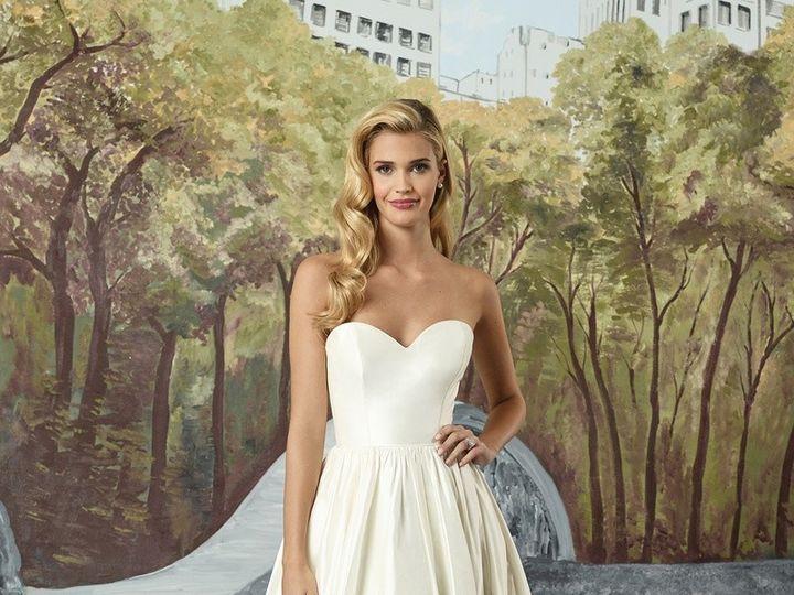 Tmx 1502224575027 Justin Alexander Bellingham wedding dress