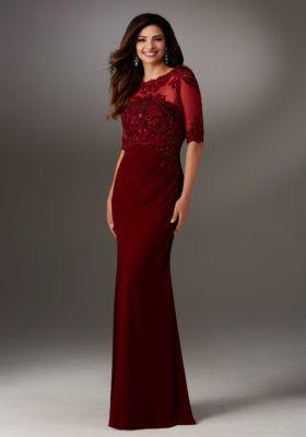 Tmx 1502229292580 Mori Lee Mothers Bellingham wedding dress