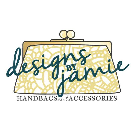 c6a7e3fae76a5ce4 Designs by Jamie Logo