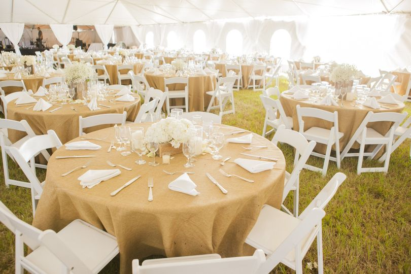 Avalon Event Rentals Table setup & Avalon Event Rentals - Event Rentals - Houston TX - WeddingWire