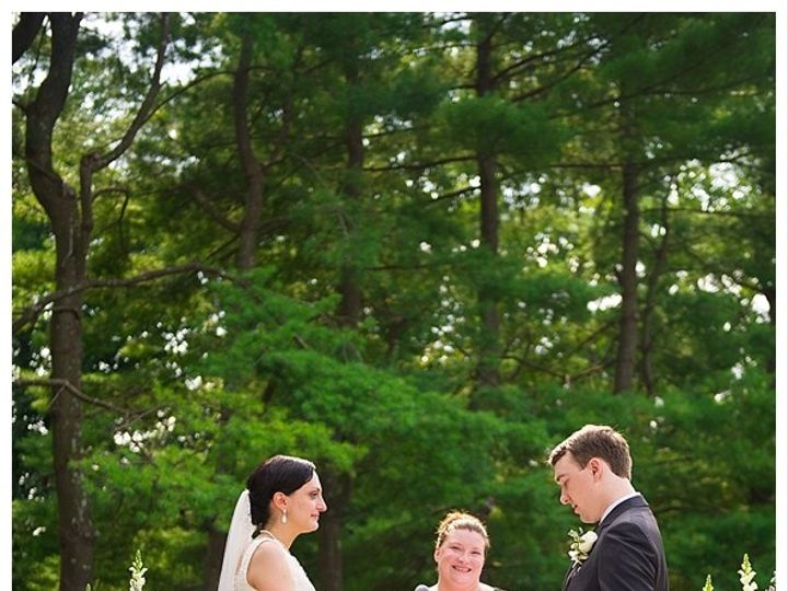 Tmx 1416452544051 Fox Hill Inn Wedding Ashley Therese Photography 39 Danbury, New York wedding officiant