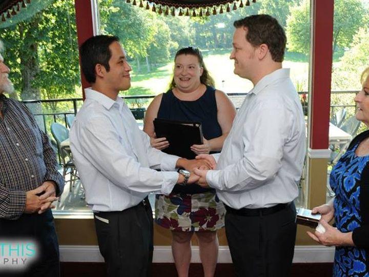Tmx 1416452563267 The Ceremony Danbury, New York wedding officiant