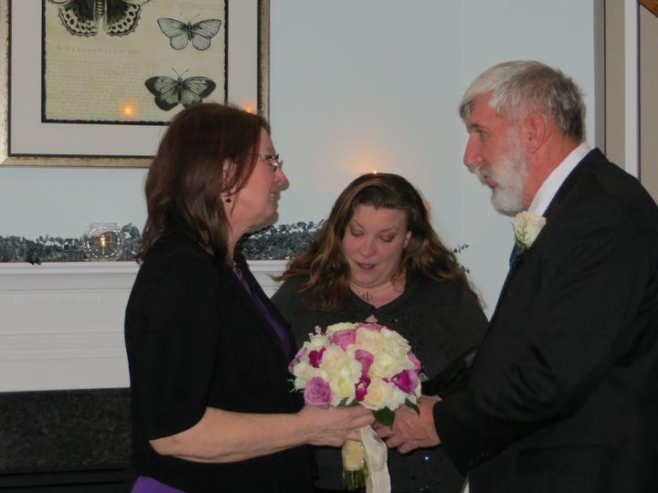 Tmx 1418162609048 Wedding  Bry 023 Danbury, New York wedding officiant