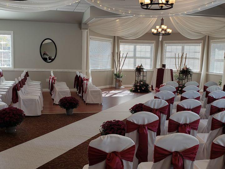 Tmx Ceremony With Runner 51 197992 159354114781017 Saint Paul wedding venue