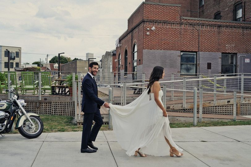 Fishtown Wedding