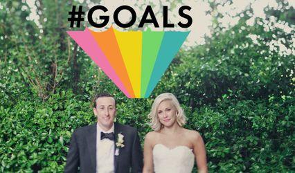 The wedding of Marissa and Greg