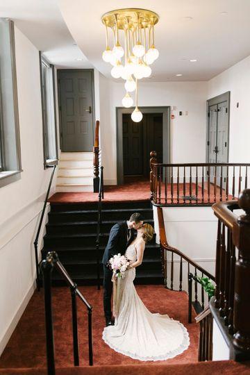 Hudson Opera House Wedding