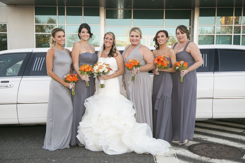 stacey wedding party