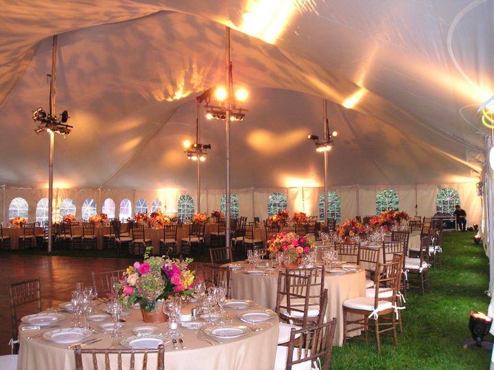 Tmx 1487693300347 Par Can Lights Pole Tent Edison wedding rental