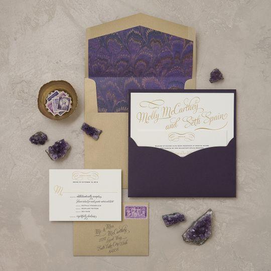 Foil Stamping & Letterpress