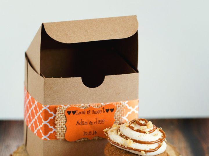 Tmx 1400806803667 Queen City Cupcakes 6 Manchester, New Hampshire wedding cake