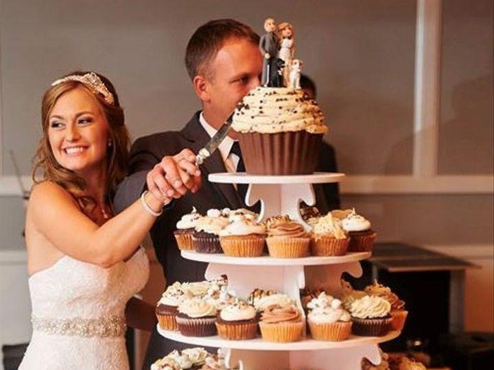 Tmx 1485311831377 Faith Wedding 3 2 Manchester, New Hampshire wedding cake