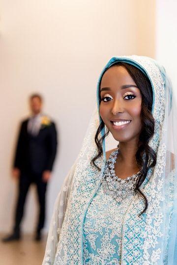 Marian's Saudi Wedding