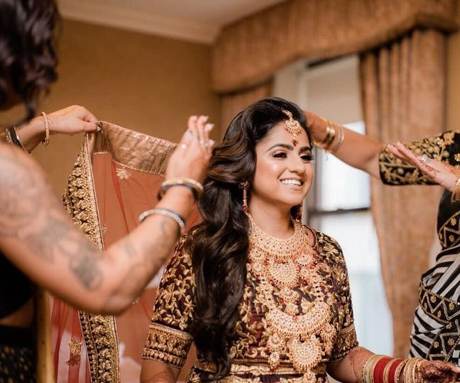 Silky's Indian Wedding 2019