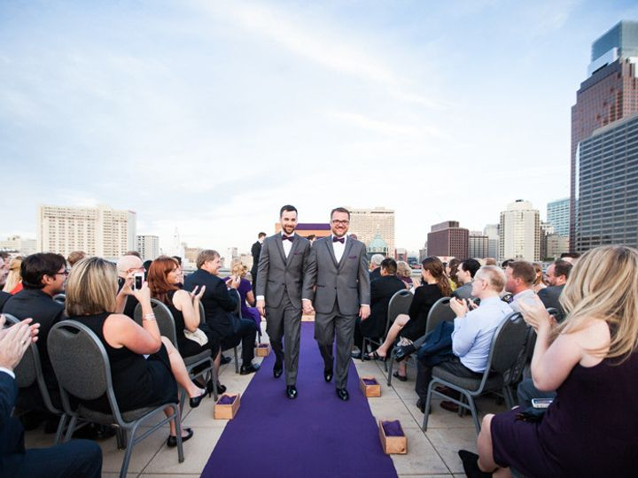 Tmx 1425925900710 Rooftop Wedding Philadelphia, PA wedding venue