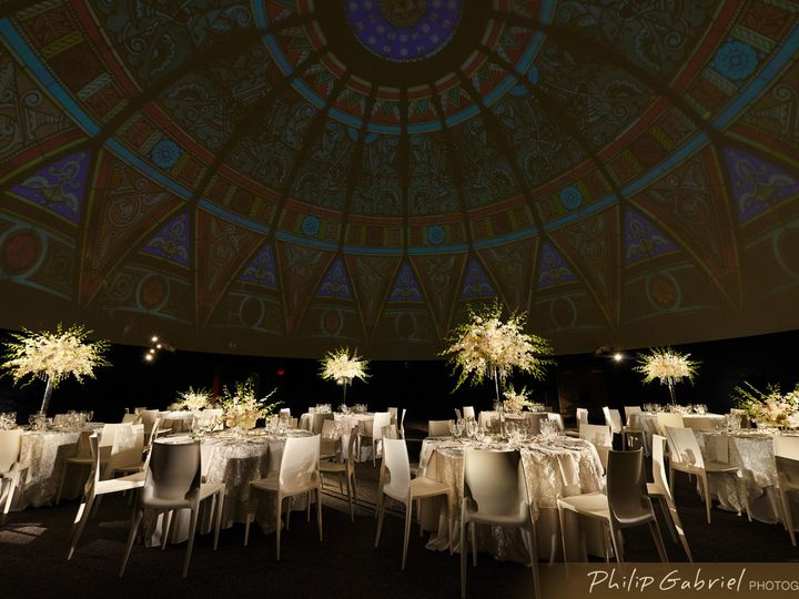 Tmx 1458314376924 006 Philip Gabriel Photography Planetarium Philadelphia, PA wedding venue