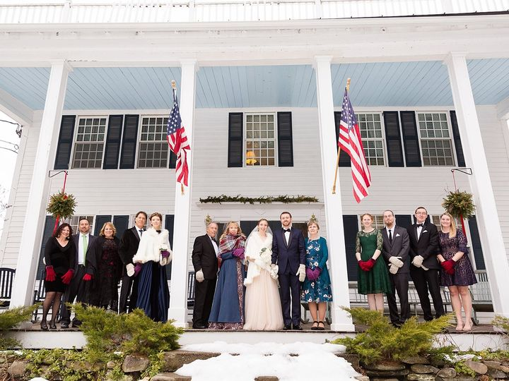 Tmx Winter Wedding 2018 3 51 421003 V1 Perkinsville, VT wedding venue