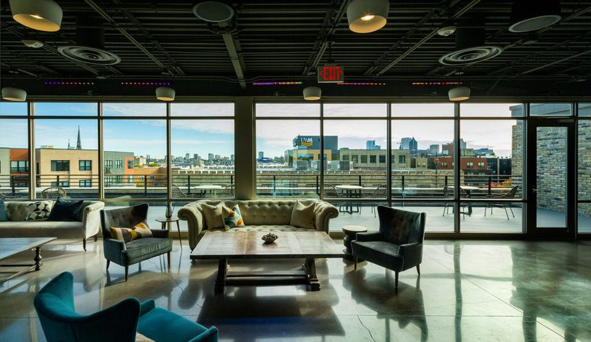 Rooftop Space