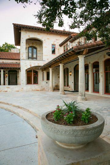 Back porch (Addison Studios)