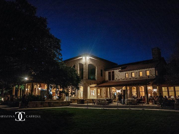 Tmx Back Patio At Night 51 991003 1562013357 Georgetown, TX wedding venue