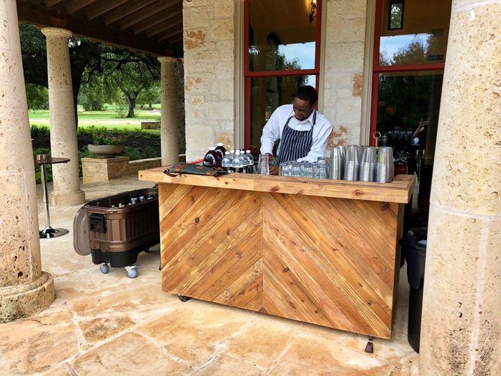 Tmx Bar On Mr Porch 51 991003 1556139852 Georgetown, TX wedding venue